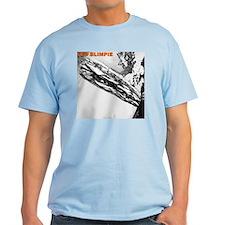 Led Blimpie Crash Ash Grey T-Shirt