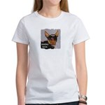 BIKERS ROCK Women's T-Shirt