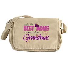 Grandma Promotion Messenger Bag