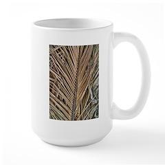 Dried Palm Fronds Mug