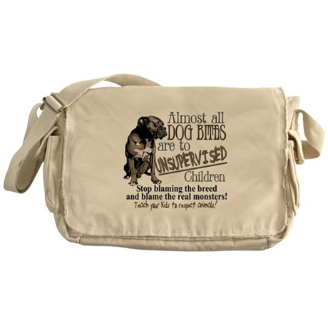 Unsupervised Children Messenger Bag