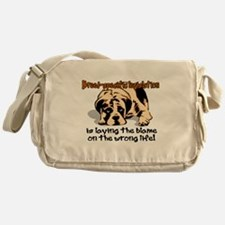 Breed-specific legislation bl Messenger Bag