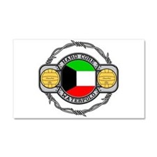 Kuwait Water Polo Car Magnet 20 x 12