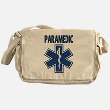 Paramedic EMS Messenger Bag