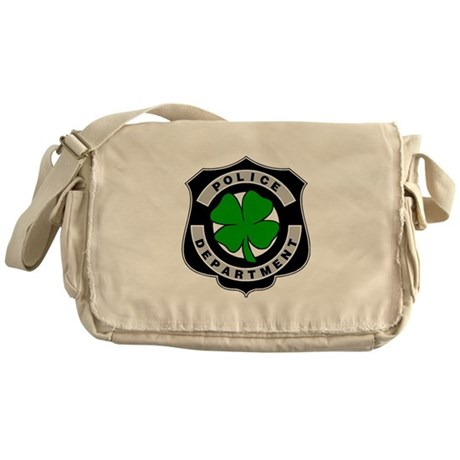 Irish Police Officers Messenger Bag