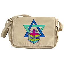 Hanukkah Oh Chanukah Messenger Bag