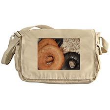 Donuts Messenger Bag