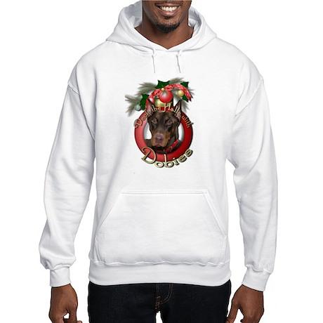 Christmas - Deck the Halls - Hooded Sweatshirt