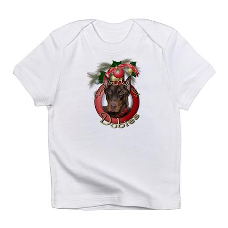 Christmas - Deck the Halls - Infant T-Shirt