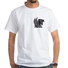 Blk/Blu Gals Shirt