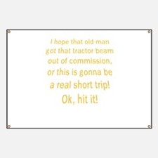 Tractor Beam Banner