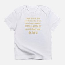 Tractor Beam Infant T-Shirt