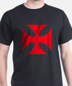 templar cross T-Shirt