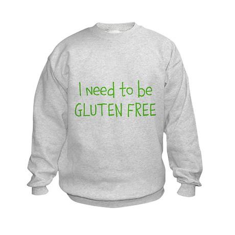 Gluten free Kids Sweatshirt