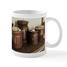 Antique Ceramic Jars Mug