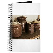Antique Ceramic Jars Journal