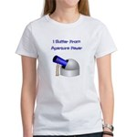 Aperture Fever Women's T-Shirt