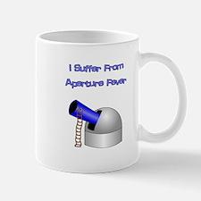Aperture Fever Mug