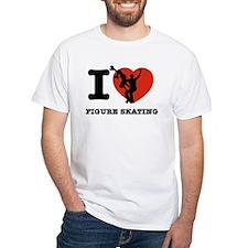 I love Figure Skating Shirt