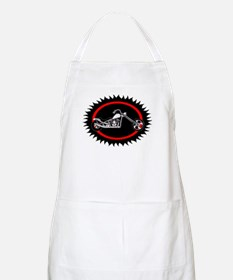 CHOPPER SUNSET BBQ Apron