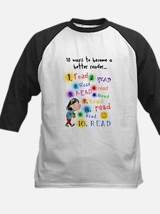 Read Better Kids Baseball Jersey