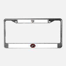 BIKERS DO IT BETTER License Plate Frame