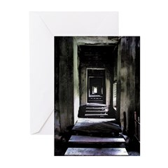 Ghostly Passage Greeting Cards (Pk of 10)