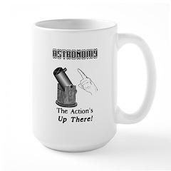 The Astronomy Action Mug