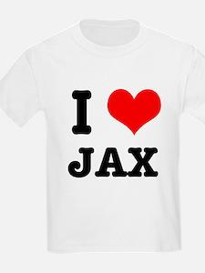 I Heart (Love) Jax T-Shirt