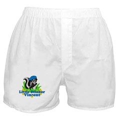 Little Stinker Vincent Boxer Shorts