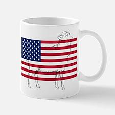 USA Sheep Mug