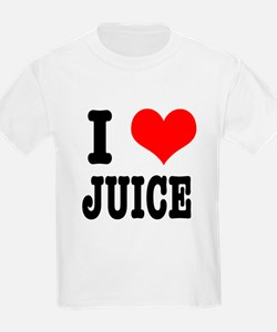 I Heart (Love) Juice T-Shirt