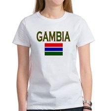 Gambia Lady White