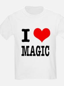 I Heart (Love) Magic T-Shirt