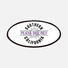 Playa del Rey California Patches