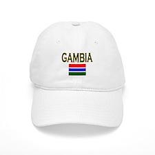 Gambia Baseball Cap