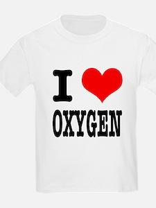 I Heart (Love) Oxygen T-Shirt