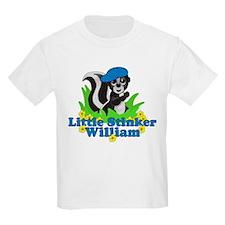 Little Stinker William T-Shirt