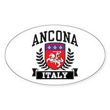 Ancona Italy Decal