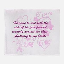 Bella Love Throw Blanket