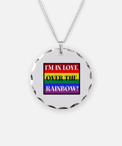 I'm In Love Over the Rainbow! Necklace