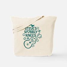 Steve's Wobbly Knees 2011 Tote Bag
