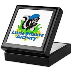 Little Stinker Zachary Keepsake Box