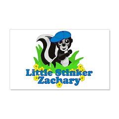 Little Stinker Zachary 22x14 Wall Peel