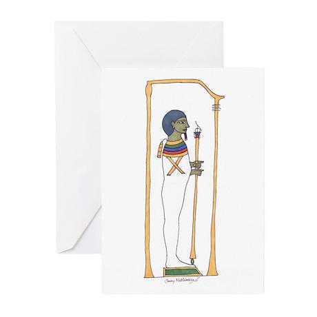 Ptah Greeting Cards (Pk of 10)
