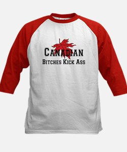Canadian Bitches Kick Ass Tee