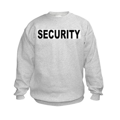 Security Kids Sweatshirt