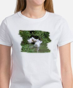 DUCKS IN THE POND Tee