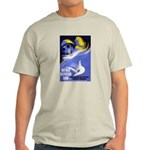 Hatred Suspicion War Ash Grey T-Shirt