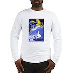 Hatred Suspicion War Long Sleeve T-Shirt